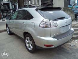 toks lexus rx350 lagos cleared 2007 model