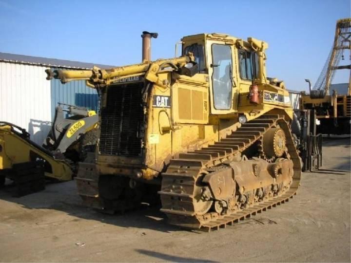Caterpillar CAT D8N _ SS Ripper - 1991