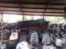 Charcoal direct from Mozambique for sale for Export purposes only.