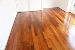 Parquet Blocks, Laminate Floors and Decking (Installation & Sanding an