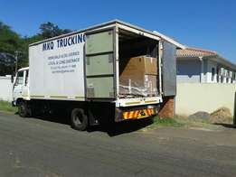 MKQ Removals and deliveries we