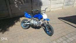 quad and a mini pitbike for sale