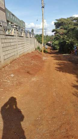 50by100 plot in Kikuyu Thogoto near southern bypass selling at 3.8m Kikuyu T-Ship - image 5