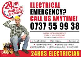 Electrician 24Hrs service