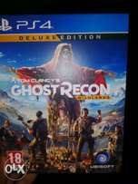 Playstation 4 Tom Clancys ghost recon wildlands