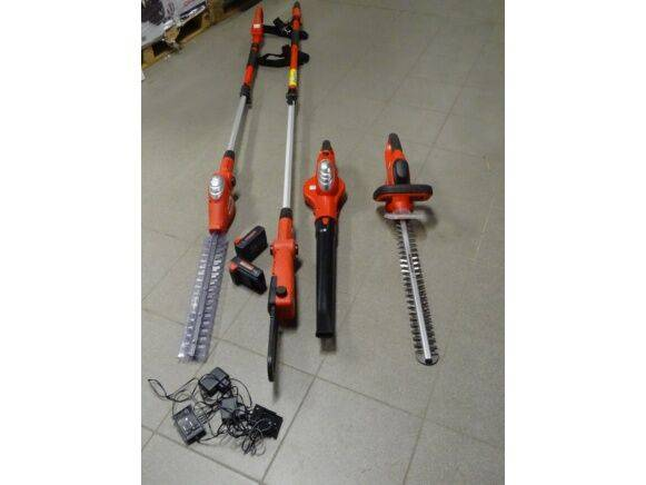 Sale lion aks 1820 t hedge trimmer for  by auction