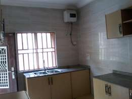 Clean 3 bedroom flat all rooms ensuit in gwarinpa for rent