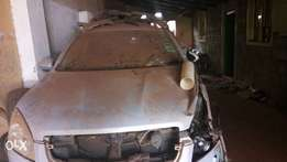 Nissan dualis 2007 for spareparts