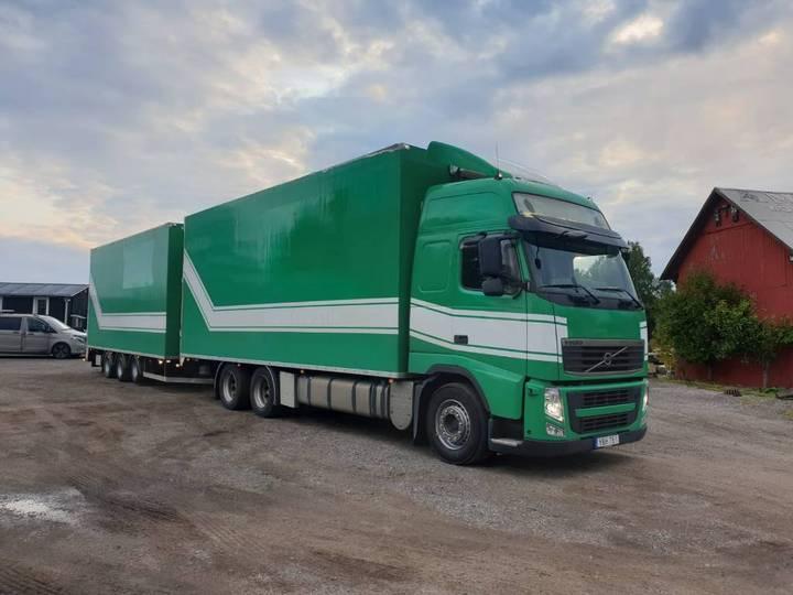 Volvo Släp Fh 16 550 - 2011