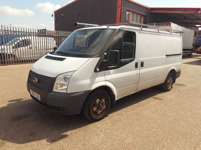 Ford TRANSIT T300 2.2TDCI 100PS FWD - 2013