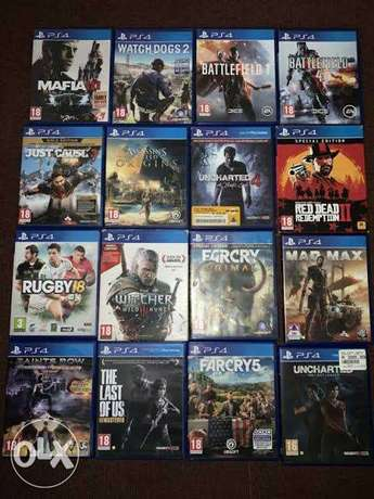 ps4 5.05 games