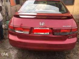 Very clean Honda Accord 2005 for sale
