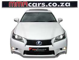 2012 LEXUS GS 450H SE AUTOMATIC – fully loaded R319,890.00