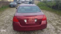 Accord DC 07 toks