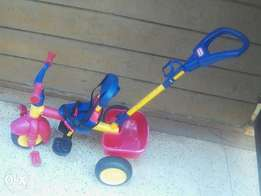 Little Tikes Tricycle.
