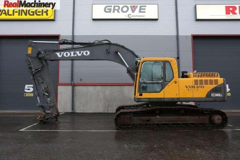 Volvo Ec240 Blc - 2002