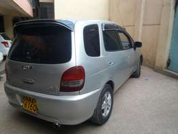 Clean toyota spacio on sale