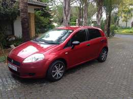 Fiat Grande Punto 1.4 active Car is in good condition. Runs well and i