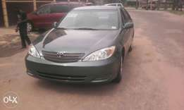 2004 model, Toyota Camry big daddy, automatic gear, tokunbo