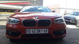 2016 BMW 118i Automatic Available for Sale