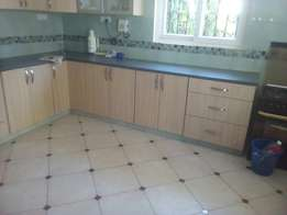 3 Bed room furnished own compound in nya