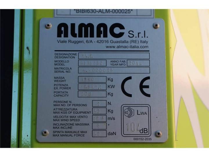 Almac BIBI 630BL - 2014 - image 6