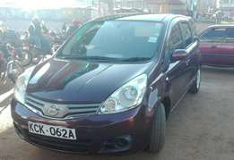 Quick sale Nissan Note 15RS