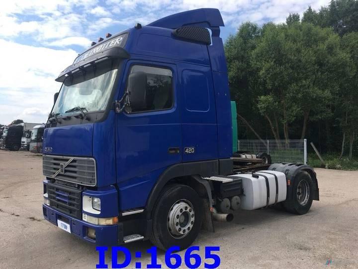 Volvo FH12 420 4x2 - 2002