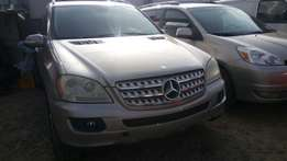 Mercedes Benz ML 500, 2006