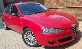 Alfa Romeo 147 JTDm 1.9 PROGRESSION - FSH, Accident Free Great Conditi