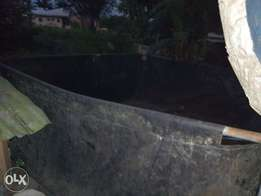 Tarpaulin fish pond for sale 10 x 12
