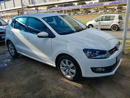 Volkswagen Polo 1.4 Comfort 2012 model with 67253 km and service hist