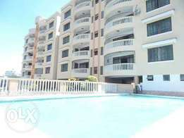 Classic 3br apartment to let near City mall in prestigious Nyali area.