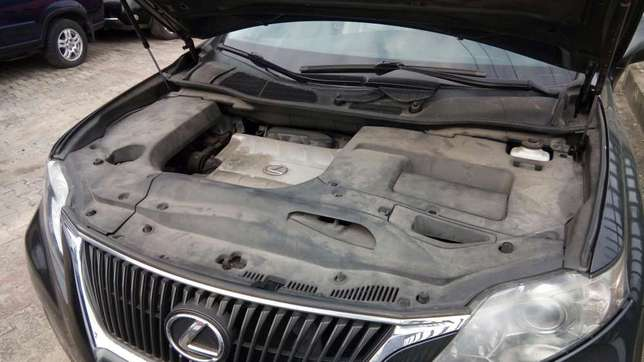 Clean Tin Can Cleared 2010 Lexus RX 350 With Full Factory Options. Lekki - image 7