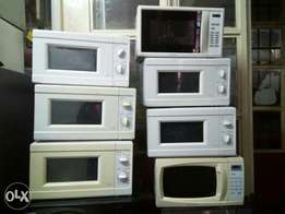 microwave and fridges for sale