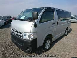 Toyota hiace matatu 7l 2012 new model finance terms available