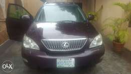 Very clean Nigeria used RX350...