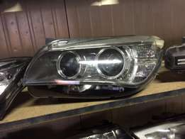 BMW f25 right side headlight for sale