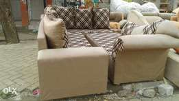 Ready made 9 occupant sofa