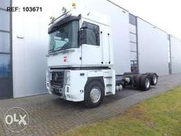 Renault Magnum 520dxi 6x2 Euro 5 Eev - To be Imported