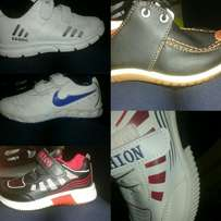 Kids shoes available in good condition