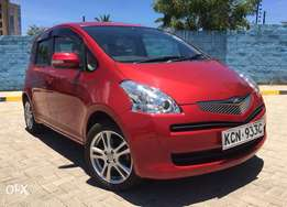 New Toyota Ractis - Fully Loaded - With Genuine Low Mileage
