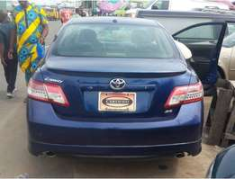 2011 Toyota Camry Sports Tokunbo First Grade Non Accidented Valid Docs