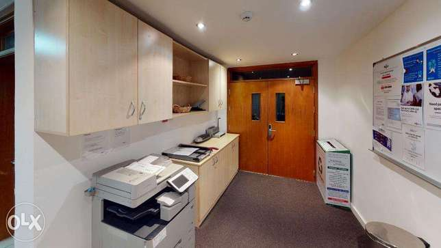 Furnished Shared Office Space from 120 OMR روي -  6