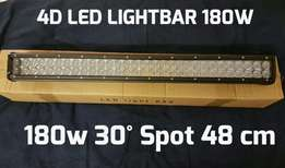 4D 180 Watt LED Bars