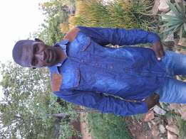 Am Ishmael looking for gardening job and general work