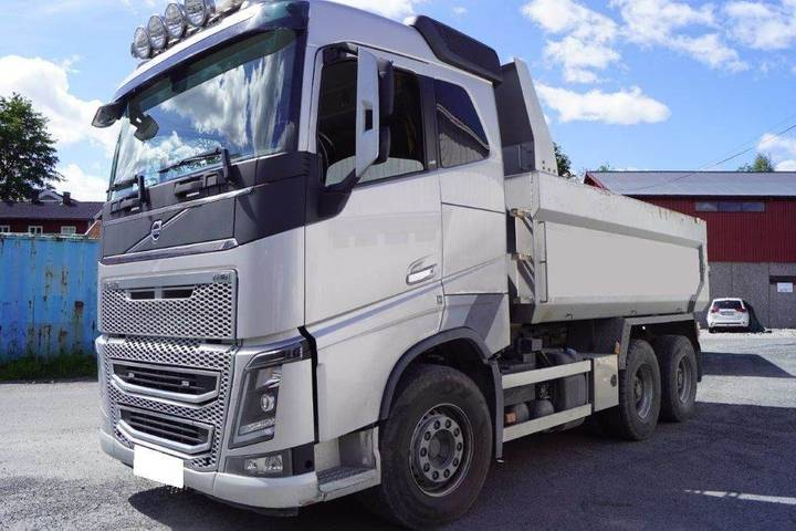 Volvo Fh650 - 2015