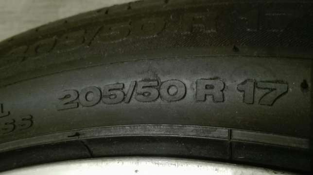 17s with tyres for sale Upper Woodstock - image 3