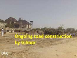 Res.Land (1,400sqm) with C of O at Jahi, Opp. ABC Cargo Station.