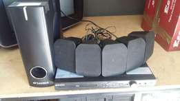 Sansui 5.1 channel sound system